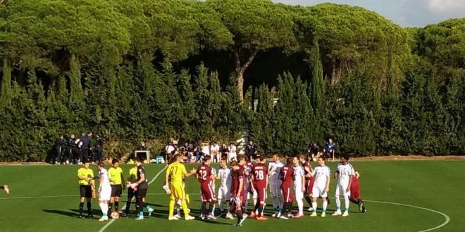 Condiţii bune de pregătire şi adversari puternici în meciurile amicale pe care Pandurii le susţin în Spania