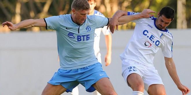 Pandurii Târgu Jiu a remizat în amicalul cu Dinamo Moscova, scor  2-2 după un meci superb
