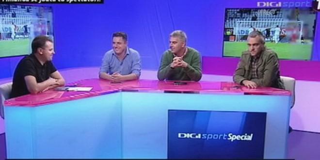 """Preşedintele Narcis Răducan este invitat azi la """"Fotbal Club"""" de la Digi Sport 1, cu începere de la ora 18:00"""