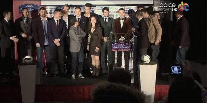 Preşedintele Narcis Răducan şi antrenorul Edward Iordănescu sunt invitaţi vineri la Gala Premiilor AFAN