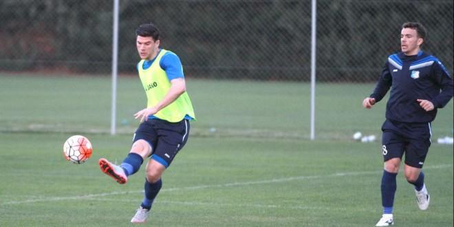 Pandurii Târgu Jiu va juca mâine un meci amical cu formaţia germană Karlsruher SC
