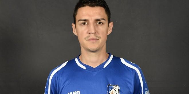 Mijlocaşul Valentin Munteanu a fost exclus din lot de către antrenorul Edward Iordănescu