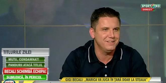 Preşedintele Narcis Răducan va fi în această seară invitatul lui Lucian Lipovan la Sport ro