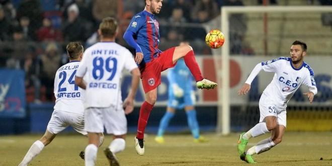 Florin Acsinte, Liviu Antal şi  Alexandru Răuţă au debutat la Pandurii în meciul cu ASA Târgu Mureş