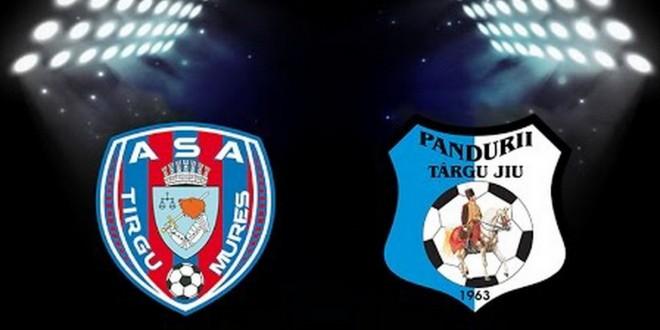 Pandurii este calificată în play-off: ASA Târgu Mureş – Pandurii, scor 0-1, în etapa a 24-a din Liga 1