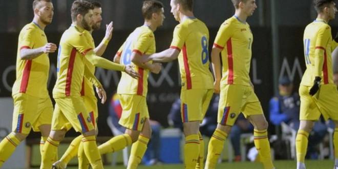 Toţi jucătorii echipei Pandurii  convocaţi la echipa naţională au evoluat în amicalul cu Torpedo Kutaisi