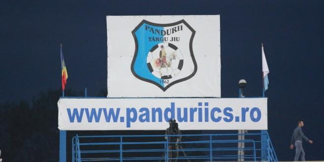 Pandurii Târgu Jiu a solicitat oficial Ligii Profesioniste să reprogrameze jocul din etapa a 24-a cu ASA Târgu Mureş