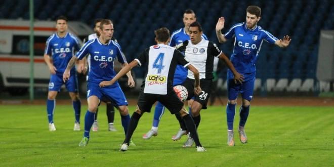 Meciul dintre FC Viitorul şi Pandurii va decide podiumul Ligii I după încheierea sezonului regulat