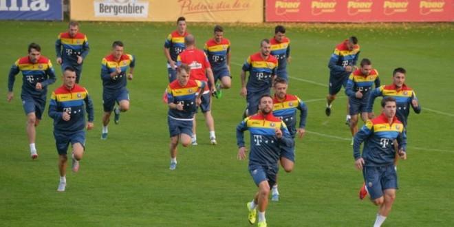 Săpunaru, Hora şi Ropotan au fost convocaţi la echipa naţională pentru jocurile amicale cu Lituania şi Spania
