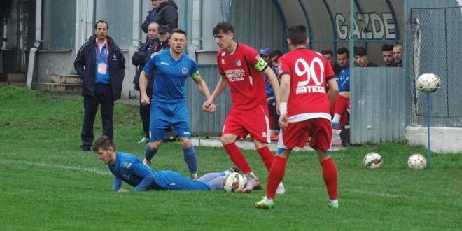 Pandurii II a pierdut meciul disputat în deplasare în etapa a doua din retur, scor 2-0 pentru CS Ineu