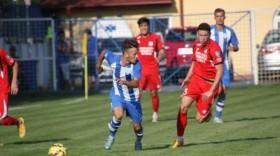 Echipa a doua a clubului Pandurii e formată în cea mai mare parte din tineri sub 19 ani