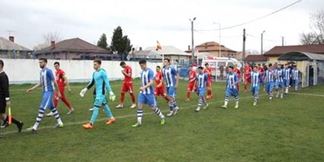 Pandurii II Târgu Jiu s-a impus cu scorul de 3-0 în derbiul Olteniei cu CSU Craiova  II