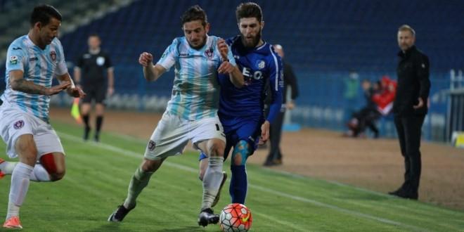 Pandurii Târgu Jiu – ASA Târgu Mureş, scor 3-3, în etapa a 6-a din play-off-ul Ligii 1