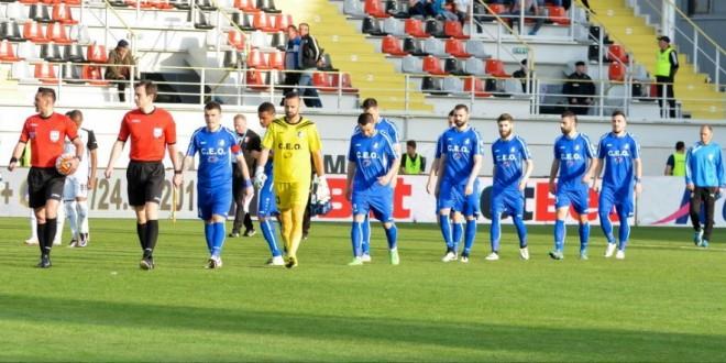 Pandurii Târgu Jiu a remizat în deplasare, scor 0-0 cu Astra, în etapa a V-a din play-off