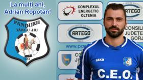 La mulți ani, Adrian Ropotan!