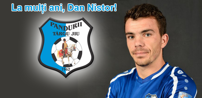 La mulți ani, Dan Nistor!