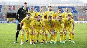 Săpunaru, Ropotan și Hora au evoluat în meciul amical al naţionalei României cu RD Congo, scor 1-1