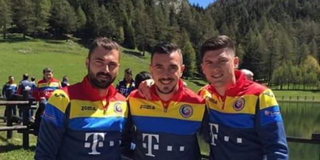 Ioan Hora, Cristian Săpunaru şi Adrian Ropotan, în lotul anunţat de FRF pentru meciul amical cu RD Congo