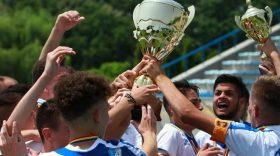 Juniorii clubului Pandurii Târgu Jiu vor să câştige Supercupa României