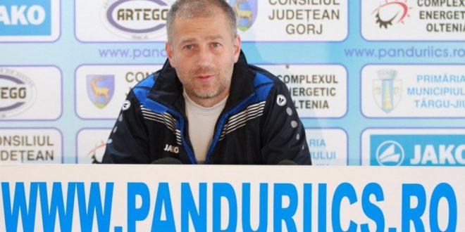 Antrenorul Edward Iordănescu a decis să nu mai prelungească contractul cu Pandurii Târgu Jiu