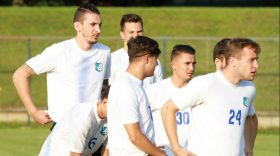 Gordan Bunoza s-a alăturat lotului în cantonamentul de la Maribor şi ieri s-a antrenat cu echipa