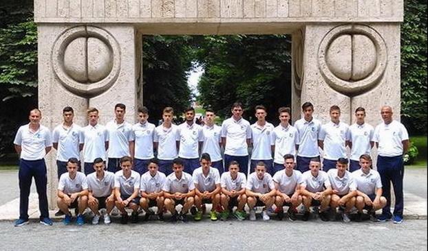 Pandurii Under 17 s-au luptat cu FC Viitorul pentru trofeul Supercupa României