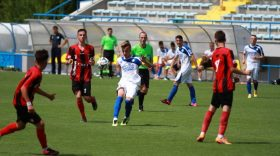 Pandurii Târgu Jiu – Performer Constanţa 1-0 în finala Cupei României Liga Elitelor Under 17