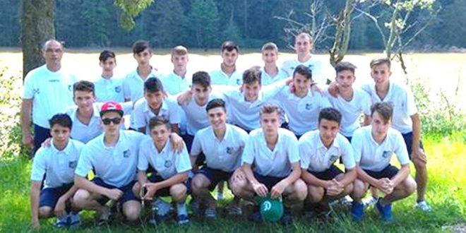 Juniorii U 17 ani ai clubului Pandurii joacă azi pentru semifinalele Cupei României