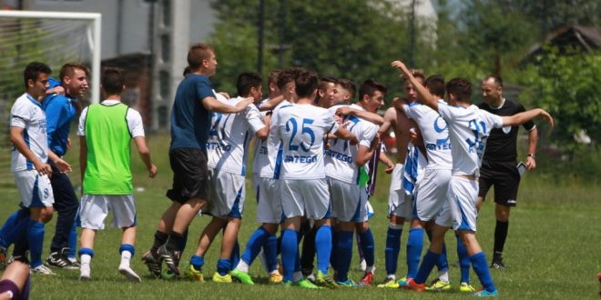 Juniorii clubului Pandurii vor juca în deplasare în semifinalele Cupei României cu CSU Craiova