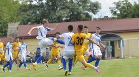 Pandurii Târgu Jiu (under 17) – CSU Craiova, scor 4-1, în semifinala Cupei României