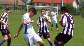 Juniorii Under 17 ai clubului Pandurii se pregătesc de semifinalele Cupei României