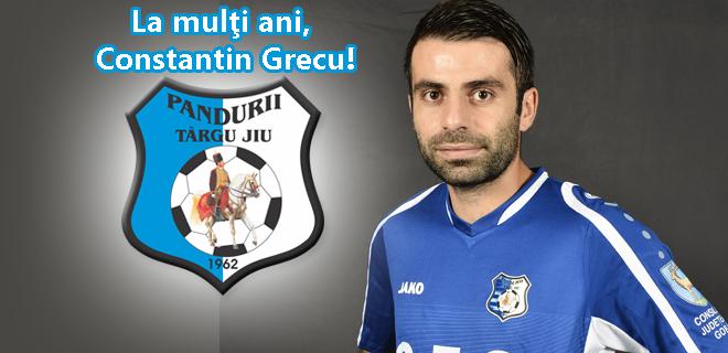 La mulţi ani, Constantin Grecu!
