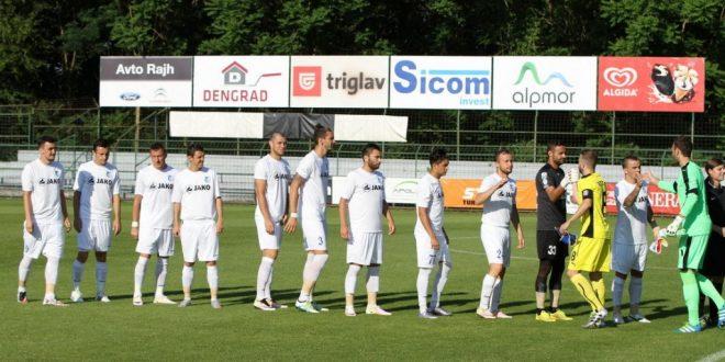A doua remiză în cantonamentul din Slovenia: Pandurii Târgu Jiu – Dinamo Zagreb 1-1