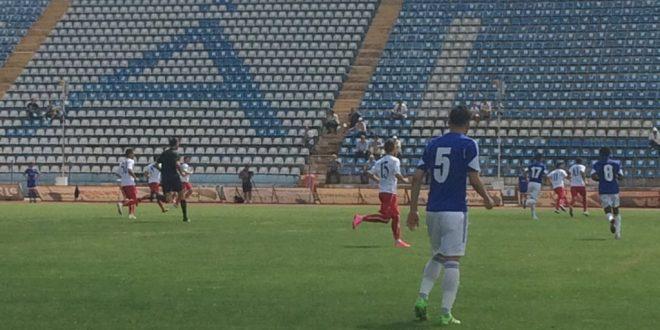 Pandurii Târgu Jiu s-a impus în meciul amical cu CSM Râmnicu Vâlcea, scor 2-0