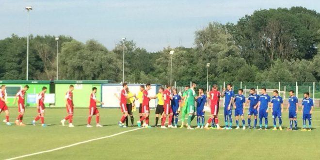 Victorie pentru Pandurii Târgu Jiu în ultimul meci de verificare, scor 2-1 în partida cu Volyn Lutsk
