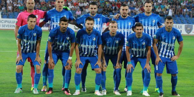 Turul trei preliminar al  Europa League: Pandurii Târgu Jiu – Maccabi Tel Aviv 1-3