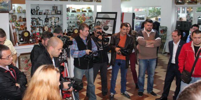 La mulţi ani jurnaliştilor sportivi cu ocazia Zilei internaţionale a presei sportive
