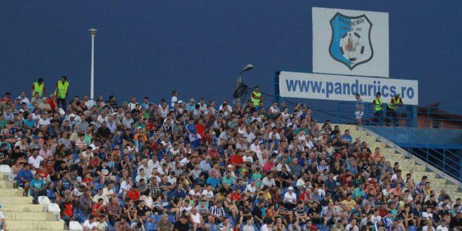 Pandurii Târgu Jiu – CS Universitatea Craiova, scor 2-1, în prima etapă a Ligii 1
