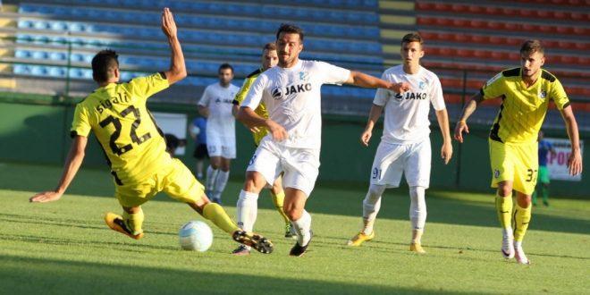 Pandurii Târgu Jiu  va juca astăzi un meci amical cu Steaua Roşie Belgrad