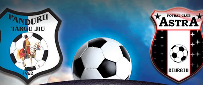 Pandurii Târgu Jiu doreşte menţinerea programării iniţiale a meciului din etapa a doua cu Astra Giurgiu pentru duminică 31 iulie