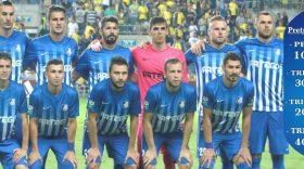 Pachet special de bilete pentru meciurile echipei Pandurii cu Steaua Bucureşti şi ASA Târgu Mureş