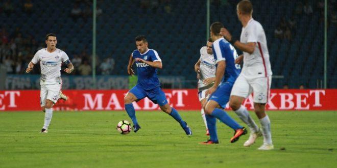 Pandurii Târgu Jiu – Steaua Bucureşti, scor 0-1 în etapa a şasea a Ligii I Orange
