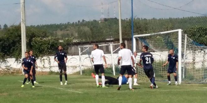 Pandurii Târgu Jiu s-a impus cu scorul de 5-0 într-un meci de verificare cu Pandurii 2