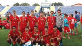 Pandurii Târgu Jiu a înscris şase grupe de copii în Campionatele Judeţene de juniori C, D şi E