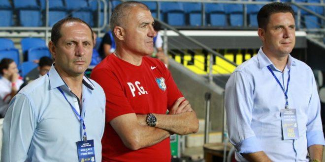 """Petre Grigoraş: """"Momentan suntem bine în clasament dar un rezultat favorabil la Iaşi ar fi senzaţional!"""""""