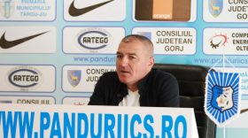"""PANDURII TV / PETRE GRIGORAŞ: """"Jocul acesta cu FC Viitorul este important şi trebuie să îl abordăm neapărat la victorie!"""""""