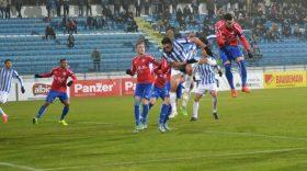 Pandurii Târgu Jiu s-a deplasat astăzi la Iaşi pentru meciul din etapa a noua a Ligii I Orange