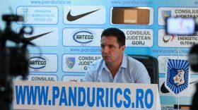 """PANDURII TV / NARCIS RĂDUCAN: """"Partida cu FC Viitorul este foarte importantă pentru noi şi m-aş bucura foarte mult să o câştigăm!"""""""