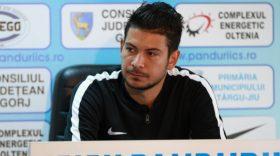 """PANDURII TV / VALENTIN ALEXANDRU: """"Suntem obligaţi să câştigăm toate cele trei puncte din meciul cu FC Viitorul!"""""""