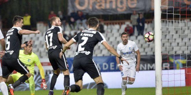 Dinamo București – Pandurii Târgu Jiu, scor  4-0 în etapa a 13-a a Ligii I Orange